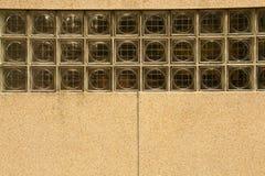 配件箱玻璃模式 库存图片
