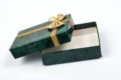 配件箱礼品 库存图片
