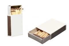 配件箱符合 免版税图库摄影