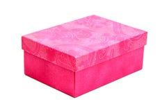 配件箱粉红色 免版税库存图片