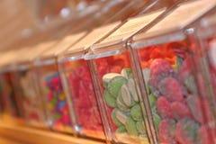 配件箱糖果 免版税库存图片