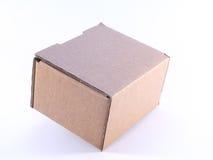 配件箱纸板 免版税图库摄影