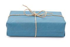 配件箱纸盒程序包过帐 免版税库存图片