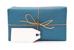 配件箱纸盒程序包过帐 免版税图库摄影