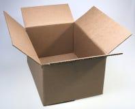 配件箱褐色 库存照片