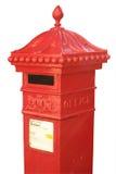 配件箱过帐维多利亚女王时代的著名&# 图库摄影