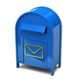 配件箱邮件 库存图片