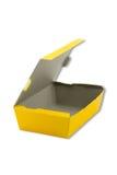 配件箱面包 库存照片