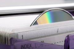 配件箱cd 库存照片