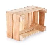配件箱查出的木 库存照片