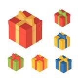 配件箱设计要素礼品 库存照片