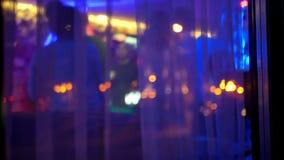 酒吧迪斯科聚会俱乐部 股票视频