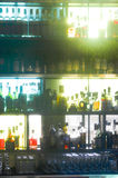 酒吧酒 免版税库存图片