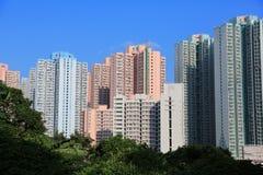 酒家香港庄园 库存图片