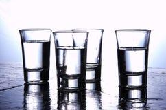 酒精概念性图象 免版税库存图片