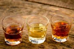 酒精饮料 库存图片