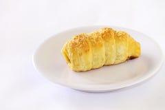 酥皮点心-香蕉蛋糕(molen) 库存照片