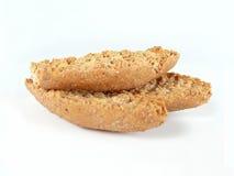 酥脆的面包 库存照片