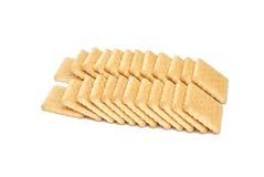 酥脆饼干 免版税图库摄影