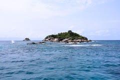 酸值东, Tarutao国家公园,泰国 免版税库存图片