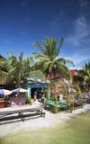 酸值在西哈努克柬埔寨附近的rong海岛 库存图片