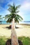 酸值苏梅岛在泰国 库存照片
