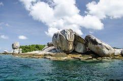 酸值HIN儿子Tarutao国家公园,泰国 图库摄影