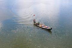 酸值kong省在泰国边界附近的柬埔寨王国 库存图片