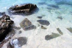 酸值Lan海岛泰国 免版税库存照片
