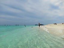 酸值Lipe海岛泰国 库存照片