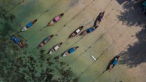 酸值Lipe海岛,泰国 库存图片