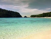 酸值Rok,普吉岛,泰国 免版税库存照片