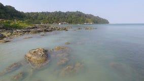 酸值rong在柬埔寨samloen海岛 股票录像