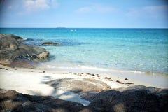 酸值Samed海岛在泰国 图库摄影