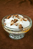 酸奶 免版税库存图片