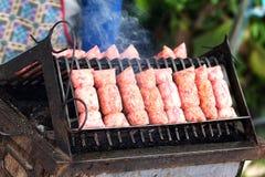 酸猪肉 免版税图库摄影