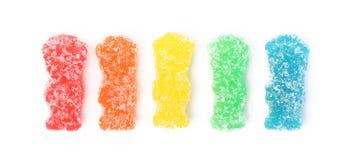 酸的糖果 库存图片