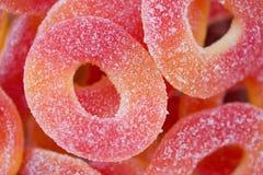 酸的糖果 免版税库存图片