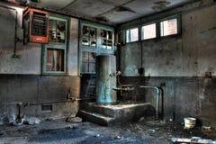 酿酒厂废墟  库存图片