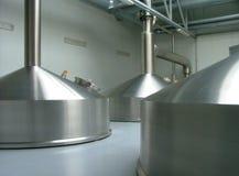 酿酒厂详细资料 免版税图库摄影