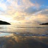 酿酒者海湾托尔托拉岛维尔京群岛 免版税库存照片