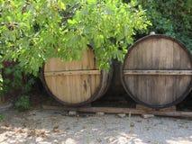 酿酒者生产为 免版税库存照片