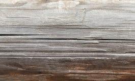 采伐与大和小镇压被风吹灰色颜色的纹理 免版税库存照片