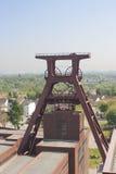 采煤复杂埃森ge行业最小值zollverein 免版税图库摄影