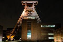 采煤复杂行业最小值zollverein 图库摄影