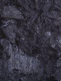 采煤,碳矿块背景纹理黑色 免版税库存图片