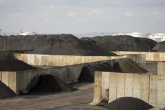 采煤 免版税库存图片