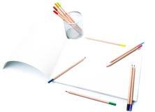 创造性的过程 免版税图库摄影