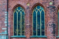 里加圆顶大教堂拉脱维亚 图库摄影