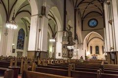 里加圆顶大教堂拉脱维亚 免版税库存图片